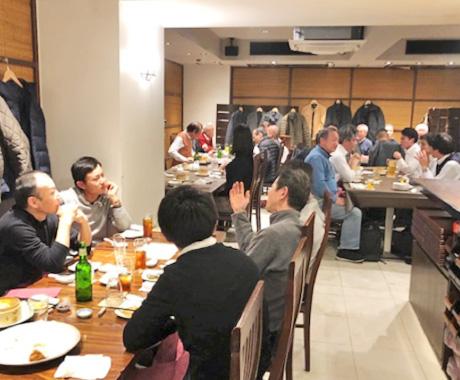 その他-社内食事会1